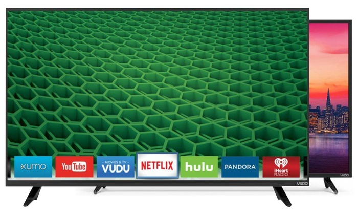 "Vizio SmartCast E-Series 43"" or 48"" LED 120Hz 4K Ultra HD Smart Home Theater Display (Refurbished)"
