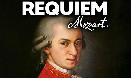 Entreetickets voor het Requiem van Mozart in één van 12 steden in heel Nederland