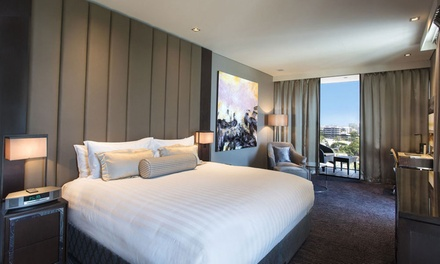 Brisbane: Up to 3 Nights for Two with Late Check-Out, Welcome Chocolates and Wine at Gambaro Hotel