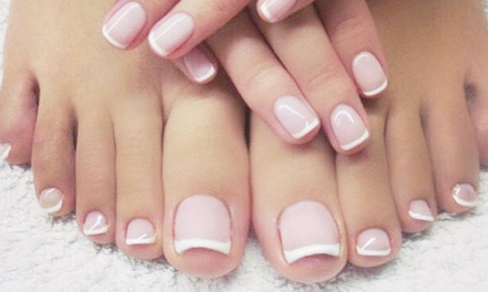 Manicure and Pedicure, W9
