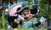 ✈ Disneyland® Paris: 2-4 Nights with Return Flights