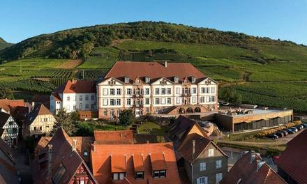Alsace : chambre confort avec sauna/hammam, option pdj et dîner à The Originals Colmar Nord Val-Vignes 4* pour 2