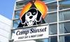 37% Off Dog Daycare at Camp Sunset Doggy Day & Night Camp