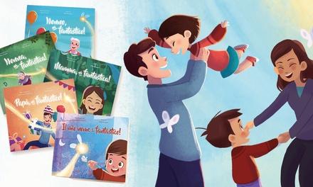 Libri per bambini Story of my name