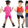 Girls' Seamless Shorts (6-Pack)