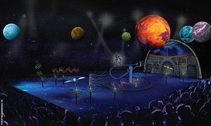 Ringling Bros. and Barnum & Bailey Presents Out Of This World: <i>Ringling Bros. and Barnum & Bailey</i> Presents <i>Out Of This World</i> on August 25–September 5