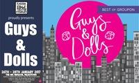 Guys & Dolls, 26 - 28 January, The Spa Pavilion, Felixstowe (Up to 36% Off)