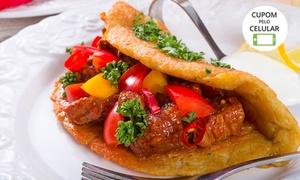 Polska Restauracja: Polska Restauracja – Santa Cecília: jantar polonês para 2 ou 4 pessoas