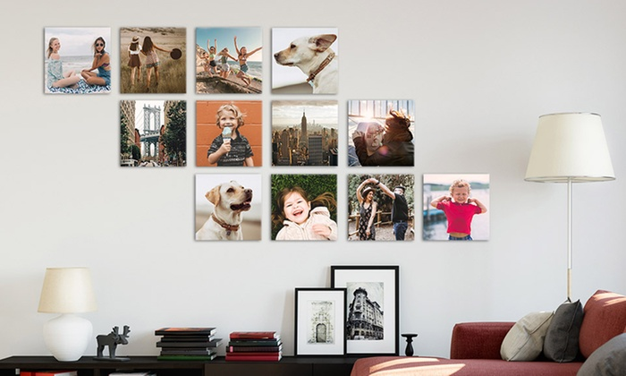 """8x8"""" Custom Canvas Prints from Canvas on Sale (Up to 85% Off). Six Options Available."""