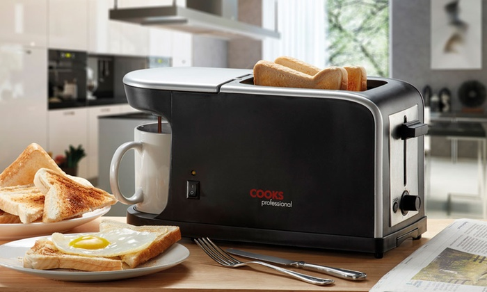 Cooks Professional Toast Maker Groupon