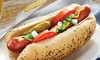 Hot Dogs / Sausage at Luckydog Foods & Catering LLC