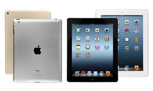 Apple iPad 2, 3, 4, Air, or Air 2 (Refurbished, Grade-A)