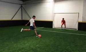 Cap Loisirs: Privatisation d'1h d'un terrain de foot, laser game ou archery-tag pour 12 personnes max. dès 49 € au centre Cap Loisirs