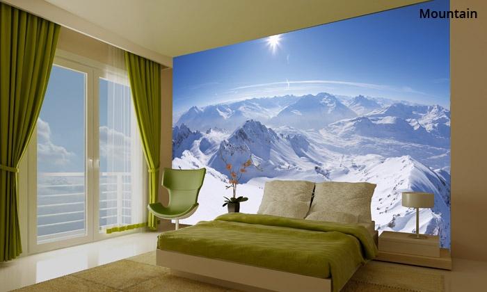 d coration murale groupon shopping. Black Bedroom Furniture Sets. Home Design Ideas