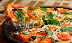 El Trebol: 1, 2 o 4 pizzas grandes a elección con opción a take away en El Trebol