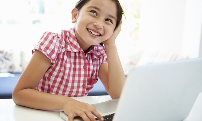 K12: 12-Month Subscription to Online Pre-Kindergarten or Language Arts Program from K12 (Up to 65% Off)
