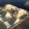 Kajak oder Tretboot fahren