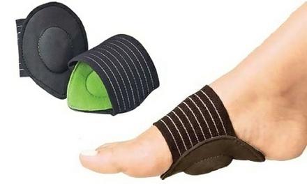 1 o 2 pares de soportes para el arco del pie