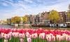 ✈ Amsterdam : 2 ou 3 nuits 4* avec petit déjeuner et vols A/R