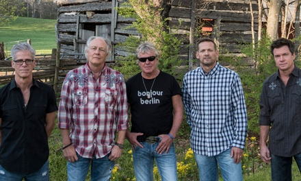 Little River Band on Saturday, August 5, at 7:30 p.m.