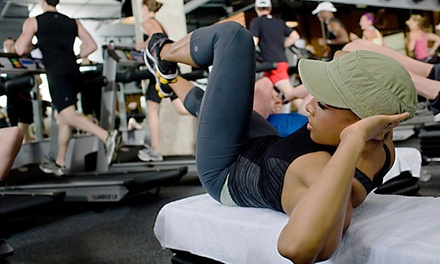 $38 for Five Interval-Training Classes at Tread Fitness ($95 Value)