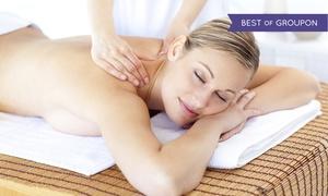 Perpetuavida Wellness Center: One or Three Deep-Tissue Massages at Perpetuavida Wellness Center (Up to 67% Off)