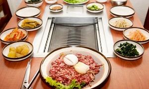 Kaya: Salade, sushis, makis et barbecue coréen ou fondue coréenne à volonté pour 2 ou 4 pers. dès 29,90 € au restaurant Kaya