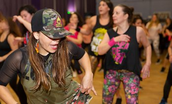 Five Zumba Classes