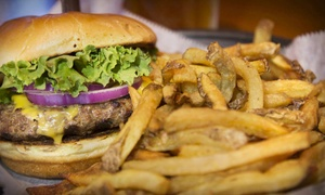 The Islander Bar & Grille: $12 for $20 Worth American Food and Drinks at The Islander Bar & Grille