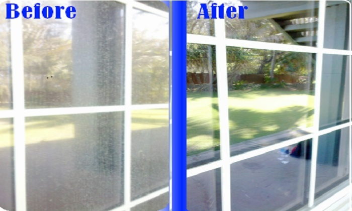 Re-Fresh Home Services - Raleigh / Durham: Up to 51% Off Window Cleaning by Windows at Re-Fresh Home Services