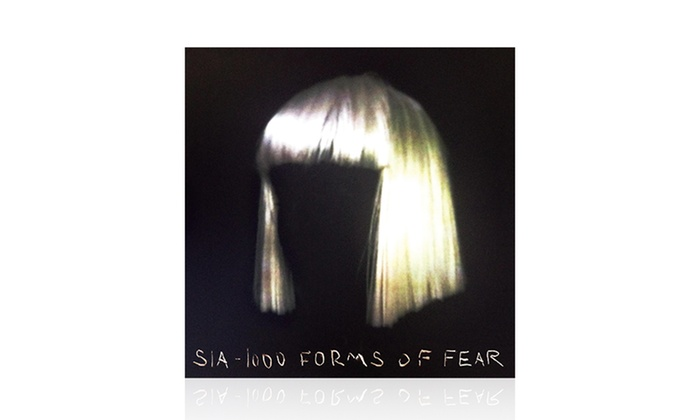 Sia: 1000 Forms of Fear on CD or Vinyl: Sia: 1000 Forms of Fear on CD or Vinyl from $9.99–$12.99