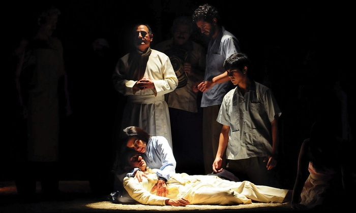 """Chronicle of a Death Foretold"" - GALA Hispanic Theatre: ""Chronicle of a Death Foretold"" on Thursday, April 7 or Friday, April 8 at 8 p.m."