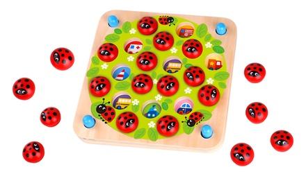 Ladybug Memory Game
