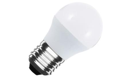 Pack de bombillas LED E27 G45 5W