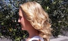 Hair Design by Courtney - Seal Beach: Cut with Optional Partial or Full Highlights, or Brazilian Blowout at Hair Design by Courtney (Up to 56% Off)
