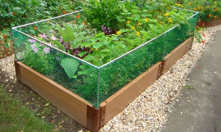 raised garden bed 4 39 x8 39 x11 groupon goods