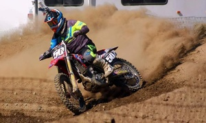 Northmxlife: 3 Std. Motocross Einsteigerkurs für 1 Person bei Northmxlife (52% sparen*)