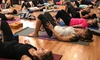 Up to 71% Off Yoga Classes at Inner Vision Yoga