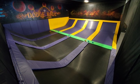 90-Minute Jump Pass at DEFY. Gainesville (Up to 35% Off)
