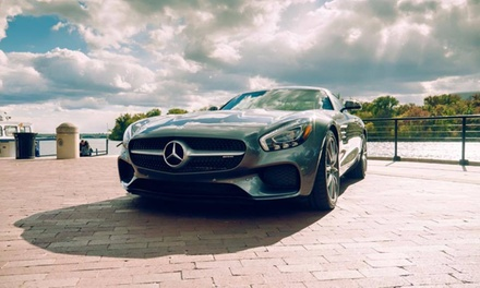 $490 for $999 Worth of Luxury Car Rental — Grand Exotic