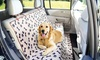 Waterproof Pet Seat Cover: Waterproof Pet Seat Cover