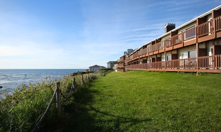 Stay at Clarion Inn Surfrider Resort in Depoe Bay, OR. Dates into March 2019.