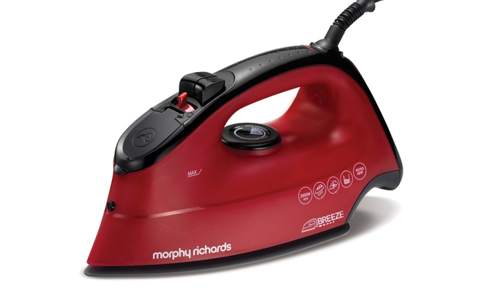 Groupon Goods Global GmbH: Morphy Richards 300265 Breeze Steam Iron