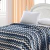 Camesa Micro Fleece Jacquard Blanket