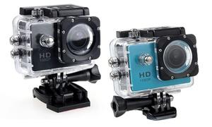 Caméra d'action HD