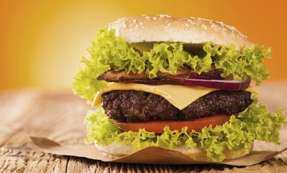 image for 45% Off Burgers