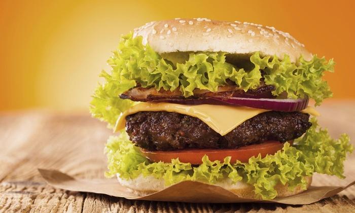 Burger Baron Restaurant - West Town: 10% Cash Back at Burger Baron Restaurant