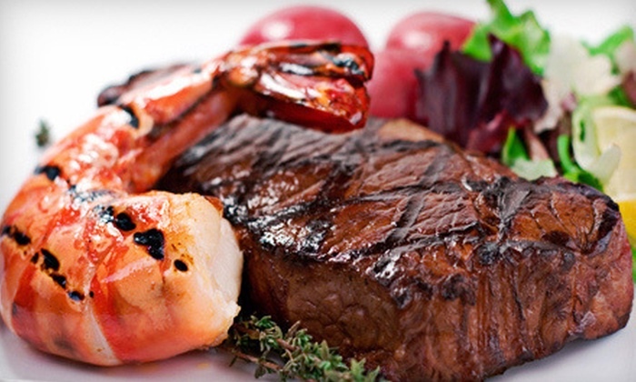 Sly Horse Tavern - Crofton: $25 for a Contemporary-Cuisine Dinner for Two at Sly Horse Tavern (Up to $55 Value)