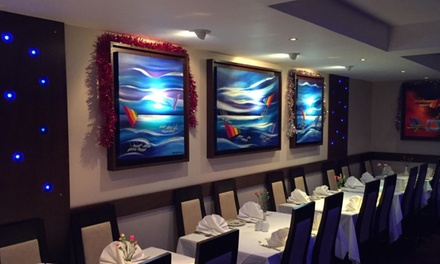 Two Course Indian Meal With Rice Or Naan For Four At Moonlight Tandoori Up To 48 Off Essex From Groupon UK