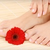 Up to 54% Off Mani-Pedis at Guys & Dolls Hairkuts